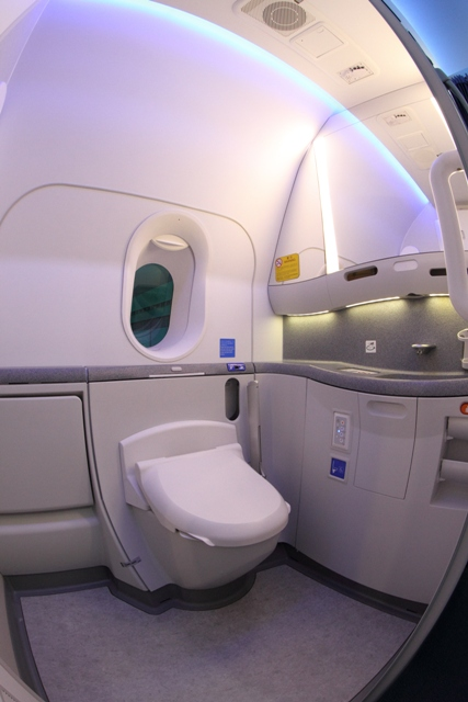 Lavatories | Aircraft Interiors | Product and Service
