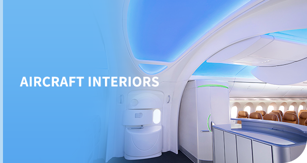 Aircraft Interiors | Product and Service Lineup | JAMCO
